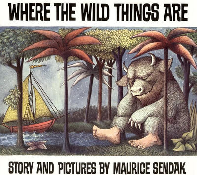 Where the Wild Things Are by By Maurice Sendak, Maurice Sendak (Illustrator)